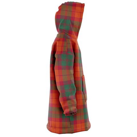 MacNab Ancient Snug Hoodie - Unisex Tartan Plaid Right