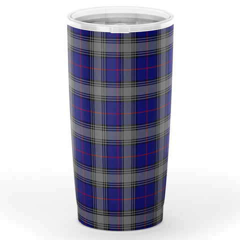 Kinnaird Tartan Tumbler, Scottish Kinnaird Plaid Insulated Tumbler - BN