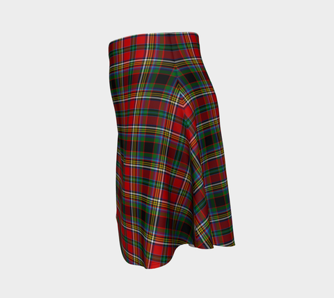 Tartan Flared Skirt - Anderson of Arbrake |Over 500 Tartans | Special Custom Design | Love Scotland