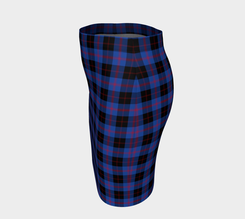 Tartan Fitted Skirt - Angus Modern | Special Custom Design