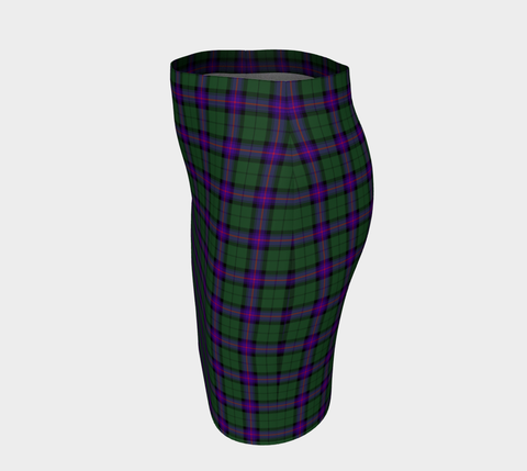 Tartan Fitted Skirt - Armstrong Modern | Special Custom Design