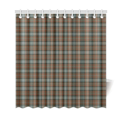 Tartan Shower Curtain - Fergusson Weathered | Bathroom Products | Over 500 Tartans