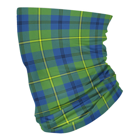 Scottish Johnston Ancient Tartan Neck Gaiter HJ4 (USA Shipping Line)