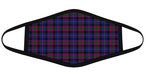 Pride of Scotland Tartan Mask K7
