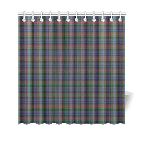Tartan Shower Curtain - Fletcher Of Dunans | Bathroom Products | Over 500 Tartans