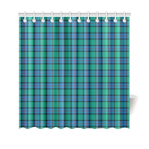 Tartan Shower Curtain - Flower Of Scotland | Bathroom Products | Over 500 Tartans