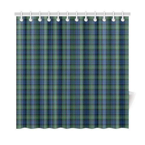 Tartan Shower Curtain - Forbes Ancient | Bathroom Products | Over 500 Tartans