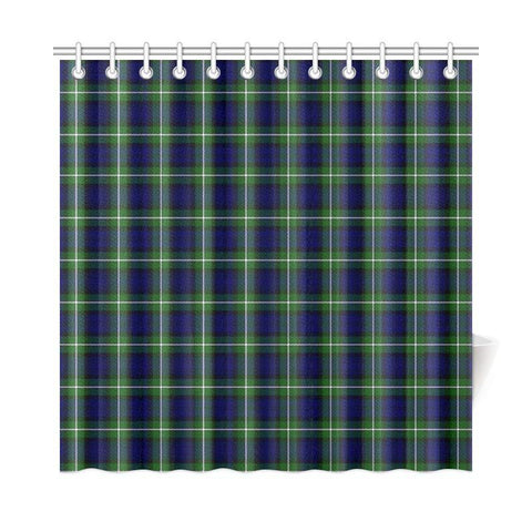 Tartan Shower Curtain - Forbes Modern | Bathroom Products | Over 500 Tartans