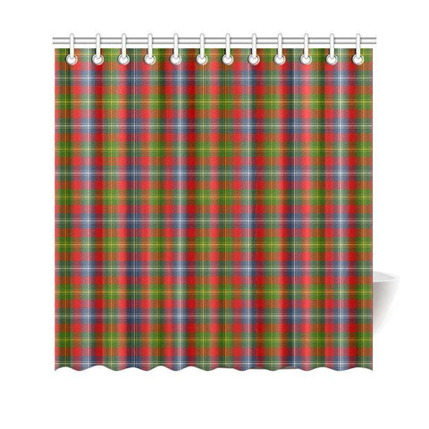 Tartan Shower Curtain - Forrester | Bathroom Products | Over 500 Tartans