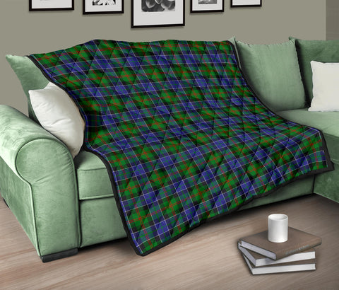 Image of Paterson Tartan Premium Quilt TH8