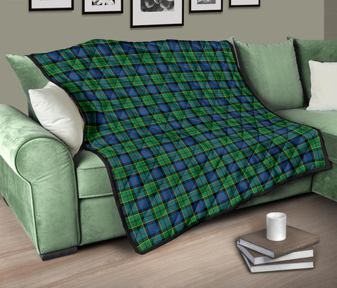 Forsyth Ancient Tartan Premium Quilt TH8
