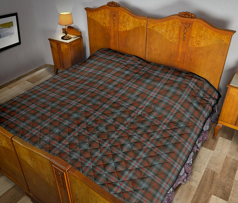 Murray of Atholl Weathered Tartan Premium Quilt TH8