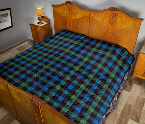 Image of Guthrie Ancient Tartan Premium Quilt TH8