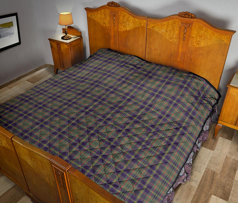 Image of Taylor Weathered Tartan Premium Quilt TH8