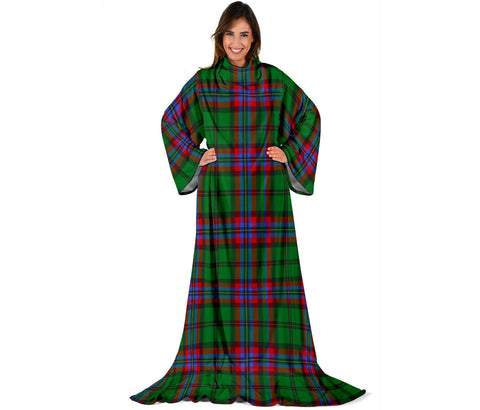 McGeachie Tartan Clans Sleeve Blanket | scottishclans.co