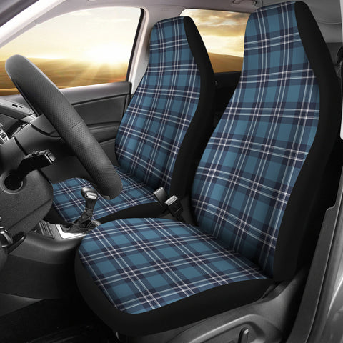 Earl Of St Andrews Tartan Car Seat Covers K7