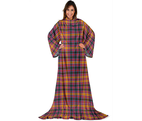 Jacobite Tartan Clans Sleeve Blanket | scottishclans.co