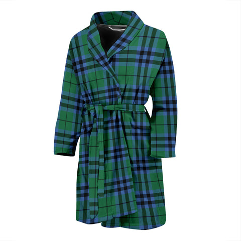 Keith Ancient Tartan Mens Bathrobe