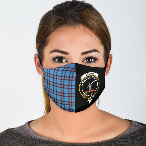 Elliot Ancient  Tartan Mouth Mask The Half