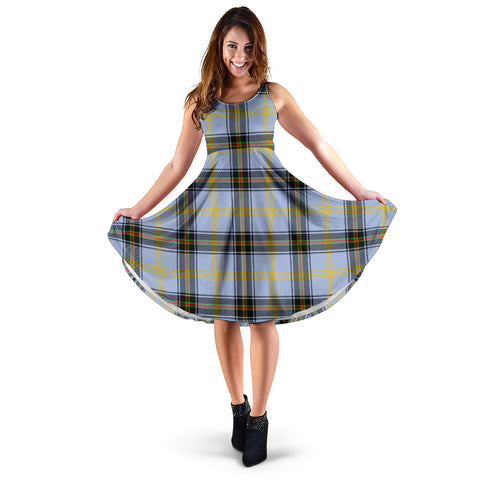 Bell of the Borders Tartan Women's Dress