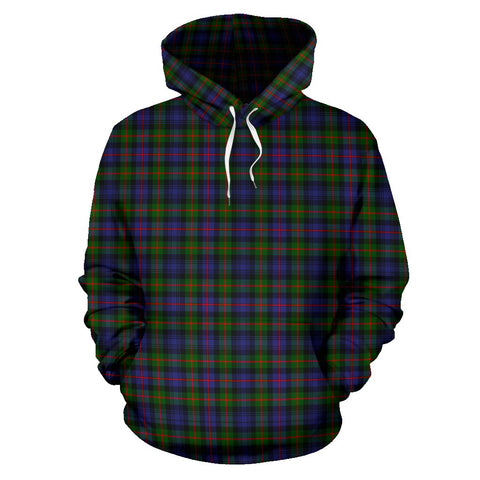 Image of Murray Of Atholl Modern Tartan Hoodie HJ4