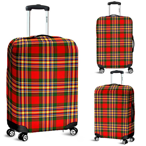 MacGill Modern Tartan Luggage Cover | Scottish Clans