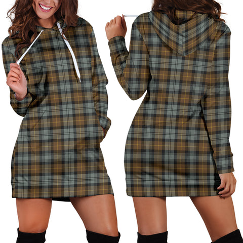 Gordon Weathered, Tartan, For Women, Hoodie Dress For Women, Scottish Tartan, Scottish Clans, Hoodie Dress, Hoodie Dress Tartan, Scotland Tartan, Scot Tartan, Merry Christmas, Cyber Monday, Black Friday, Online Shopping,Gordon Weathered Hoodie Dress