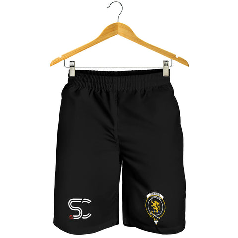 Cumming Hunting Ancient Clan Badge Men's Shorts