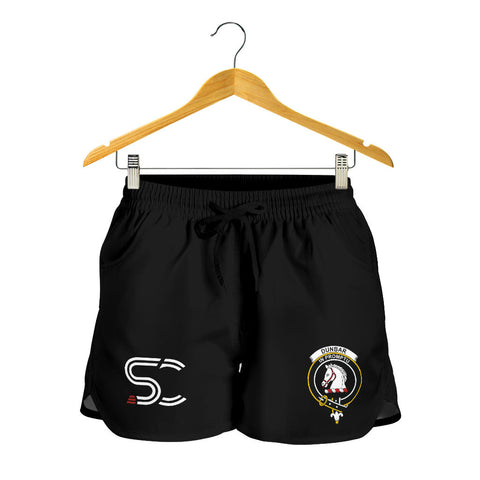 Image of Dunbar Modern Clan Badge Women's Shorts