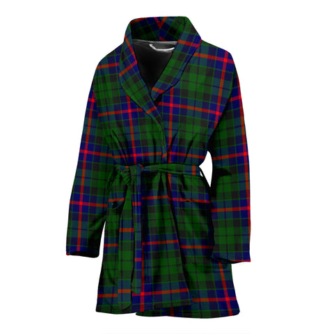 Morrison Modern Tartan Womens Bathrobe