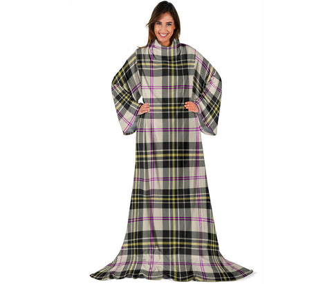 MacPherson Dress Ancient Tartan Clans Sleeve Blanket | scottishclans.co