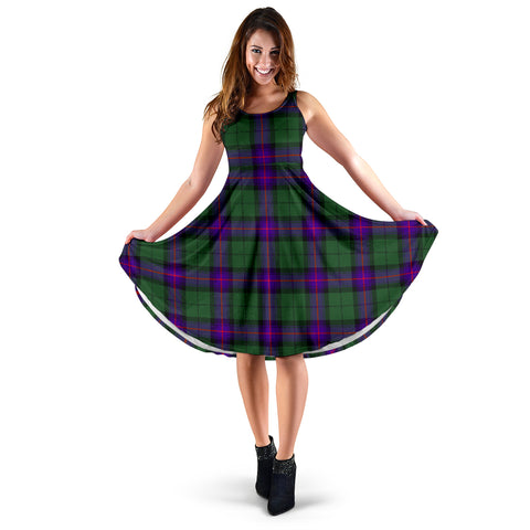 Armstrong Modern Tartan Women's Dress