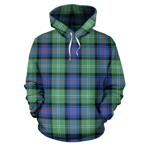 Image of Sutherland Old Ancient Tartan Hoodie HJ4