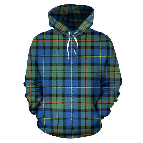 Macleod Of Harris Ancient Tartan Hoodie HJ4