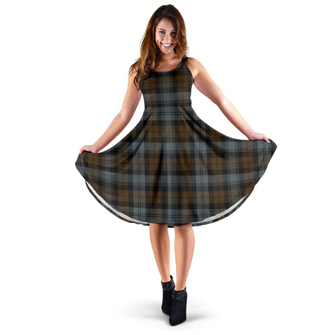 BlackWatch Weathered Tartan Women's Dress