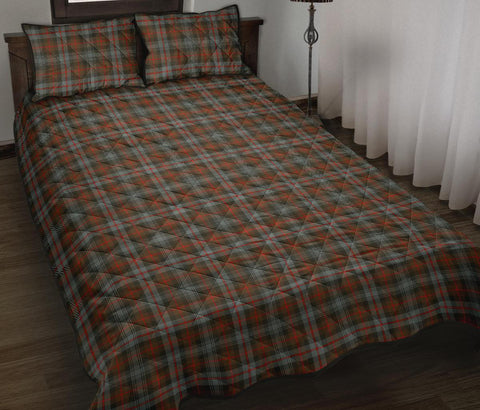 Murray of Atholl Weathered Tartan Quilt Bed Set