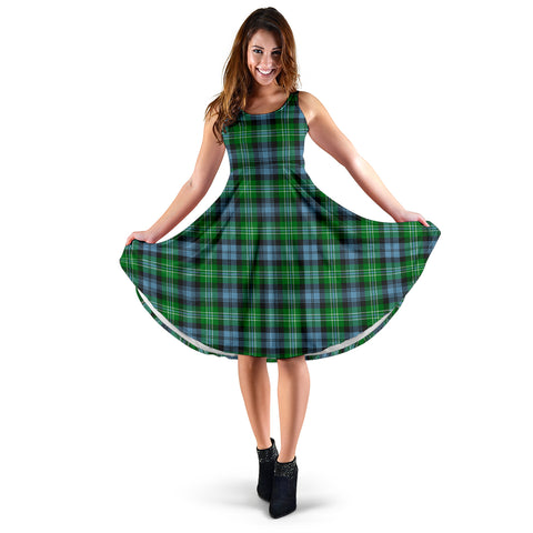 Arbuthnot Ancient Tartan Women's Dress