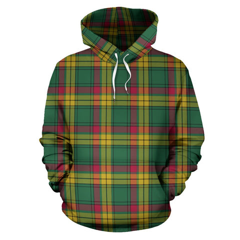 Image of Macmillan Old Ancient Tartan Hoodie HJ4