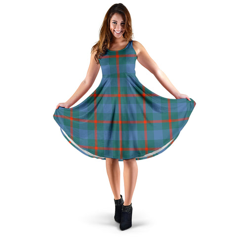 Agnew Ancient Tartan Women's Dress