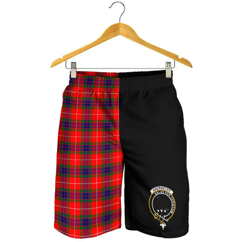 Abernethy Tartan Men Short | Scottishclans.co