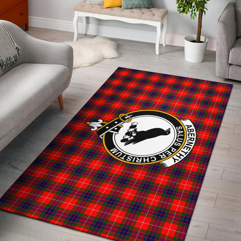 Image of Abernethy Clan Tartan Area Rug