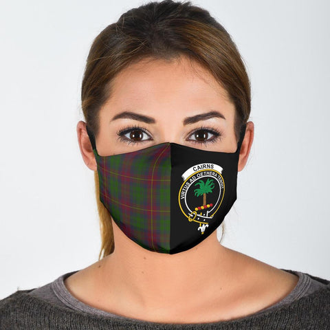 Cairns  Tartan Mouth Mask The Half