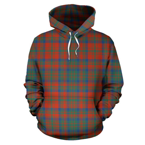 Image of Matheson Ancient Tartan Hoodie HJ4