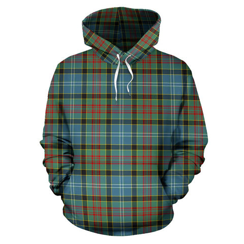 Paisley District Tartan Hoodie HJ4