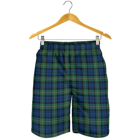 Forbes Ancient Tartan Shorts For Men