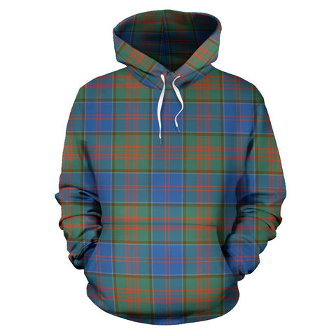 Stewart Of Appin Hunting Ancient Tartan Hoodie HJ4