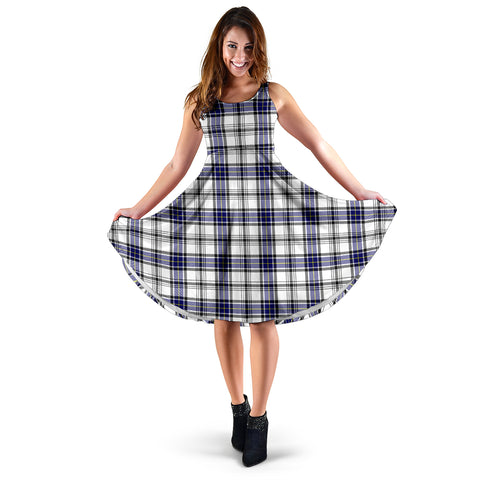 Hannay Modern Tartan Women's Dress