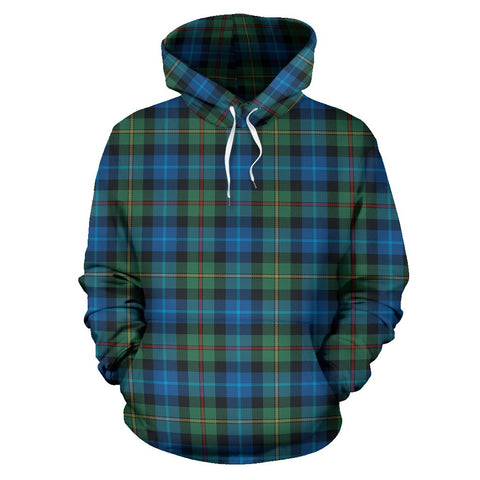 Image of Smith Ancient Tartan Hoodie HJ4