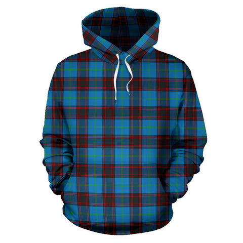 Image of Home Ancient Tartan Hoodie HJ4