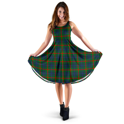 Aiton Tartan Women's Dress